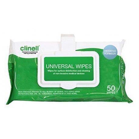 Salviette Clinell Universal Confezione da 100