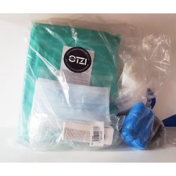 Individual protection kit