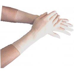 Guanti chirurgici sterili in lattice senza polvere, polso lungo