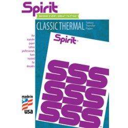 Spirit Thermal Transfer Tattoo Paper  100sheets  fogli