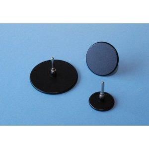 Elettrodo capacitivo 70mm per tecarterapia