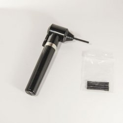 Miscelatore per pigmenti e inchiostri, con ricambi