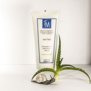 SNAIL MASK - mask in cream concentrated Snail Slime