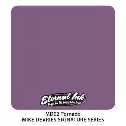 Colore Eternal Ink MD02 Tornado Mike Devries Signature Series