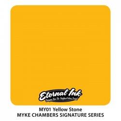 Colore Eternal Ink MY01 Yellow Stone Myke Chambers Signature Set