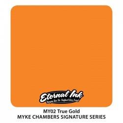 Eternal MY02 True Gold Myke Chambers Signature Set