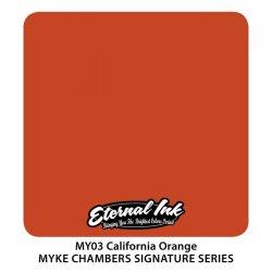 Colore Eternal MY03 California Orange Myke Chambers Signature Set