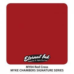 Colore Eternal MY04 Red Cross Myke Chambers Signature Set
