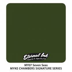 Colore Eternal MY07 Seven Sea Myke Chambers Signature Set