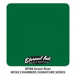 Colore Eternal MY08 Green River Myke Chambers Signature Set