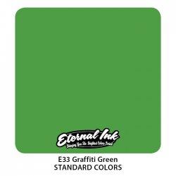 Color Eternal Ink E33 Graffiti Green