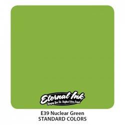 Color Eternal Ink E39 Nuklear Green