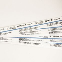 Strisce indicatrici di sterilizzazione, conf.250pz - test di sterilità