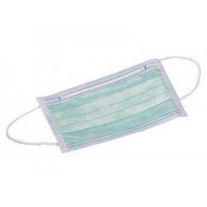 Mascherine igieniche con elastici,  50pz, certificate