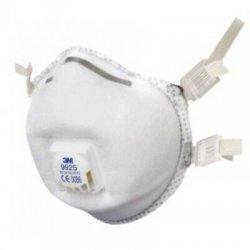 Mascherina per polveri e nebbie FFP2 con valvola