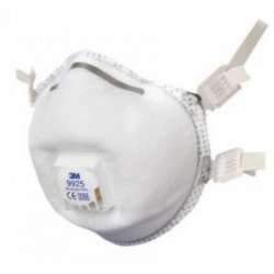 Mask for dust and mists FFP2 with valve