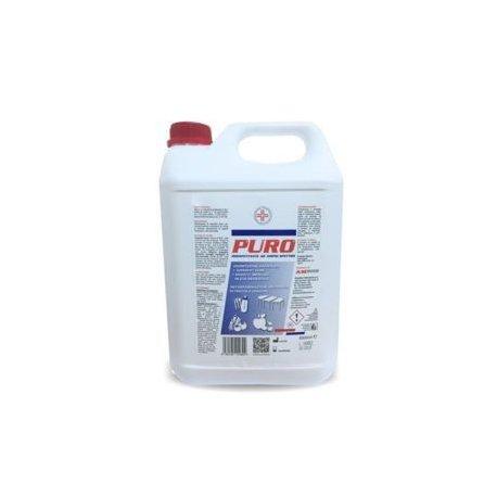 DECS pure 5LT, concentrated liquid disinfectant