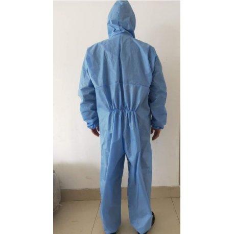type 6 waterproof protective suit