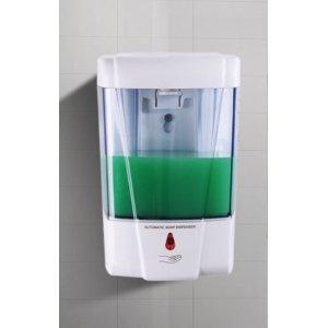 DISPENSER automatico per gel mani e sapone con fotocellula