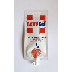 Active Gel pocket sanitizing gel, 30ml with cap