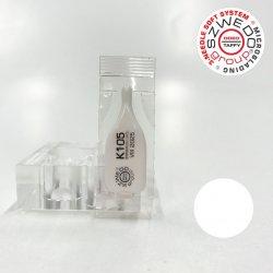 Single-dose pigment - K105 white