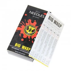 BIG WASP Long Taper 9 Round Liner