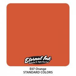 Color Eternal Ink E07 Orange