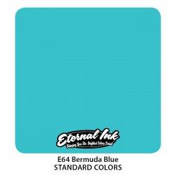 Eternal Ink color E64 Bermuda Blue 30ml