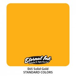 Color Eternal Ink E65 Solid Gold 30ml