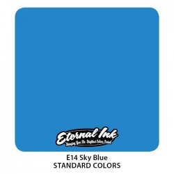 Color Eternal Ink E14 sky Blue