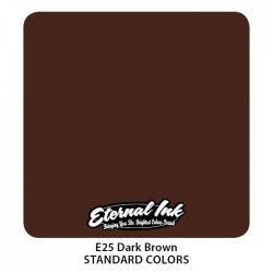 Color Eternal Ink E25 Dark Brown