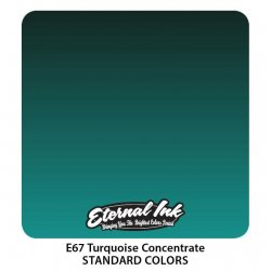 Color Eternal Ink E67 Turqoise Concentrate 30ml