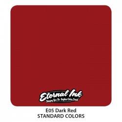 Color Eternal Ink E05 Dark Red
