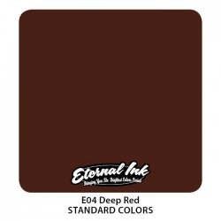 Color Eternal Ink E04 Deep Red