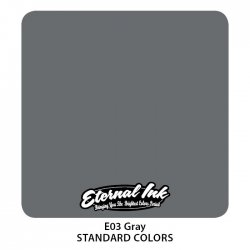 Color Eternal Ink E03 Gray
