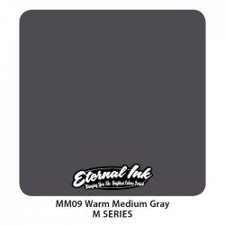 Color Eternal Ink MM09 Warm Medium Gray 30ml