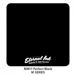 Color Eternal Ink MM17 Perfect Black 30ml