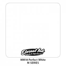 Color Eternal Ink MM18 Perfect White 30ml