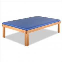 table massage on the ground bobath  - natural color