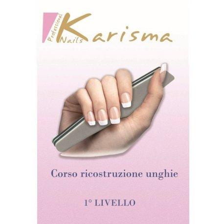 CORSO DI RICOSTRUZIONE UNGHIE PRIMO LIVELLO