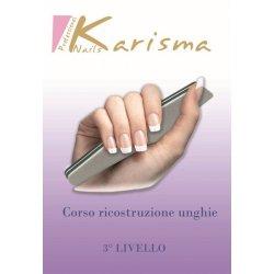 CORSO DI RICOSTRUZIONE UNGHIE DI TERZO LIVELLO - ONICOFAGIA