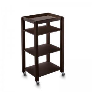 Eco big - cart wood three shelves