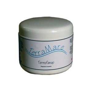 THERMAL HEATING MUD cream, anti-cellulite. 500 ml bottle