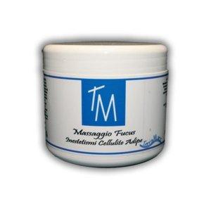 crema da MASSAGGIO FUCUS, cellulite e adipe
