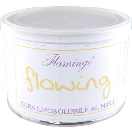 Cera naturale in barattolo Flowing (miele)