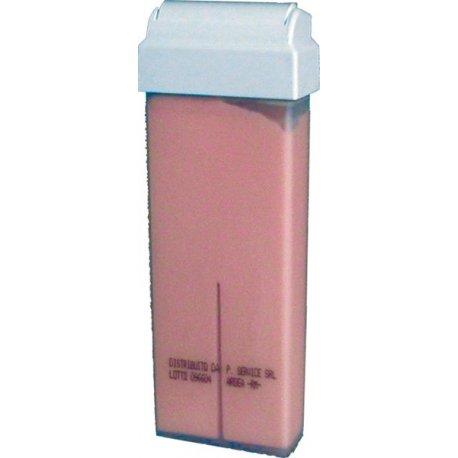 Cera rosa in rullo Flowing (titanio)