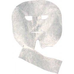 Maschera viso con décolléte
