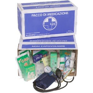 All.1 REFILL, FIRST AID BOXES, more than 2 employees