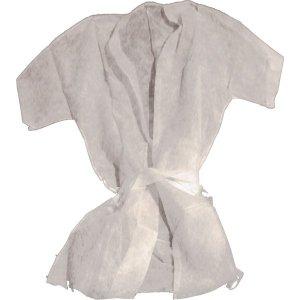 Kimono bianco usa e getta in tnt