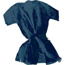 Kimono monouso blu in tnt